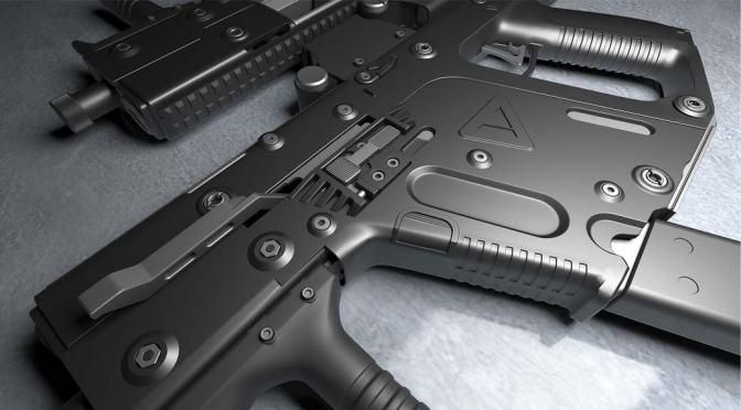 maya gun modeling