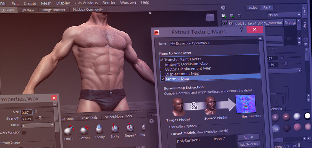 mudbox tutorial Archives - METHOD: J