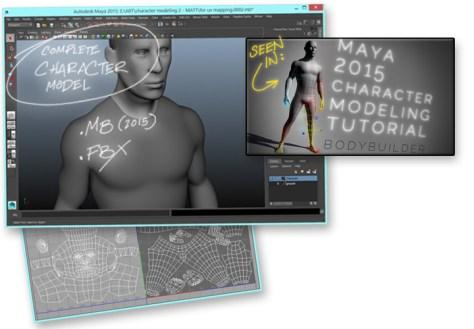 download complete bodybuilder mesh icon