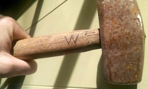 Hammer smaller size