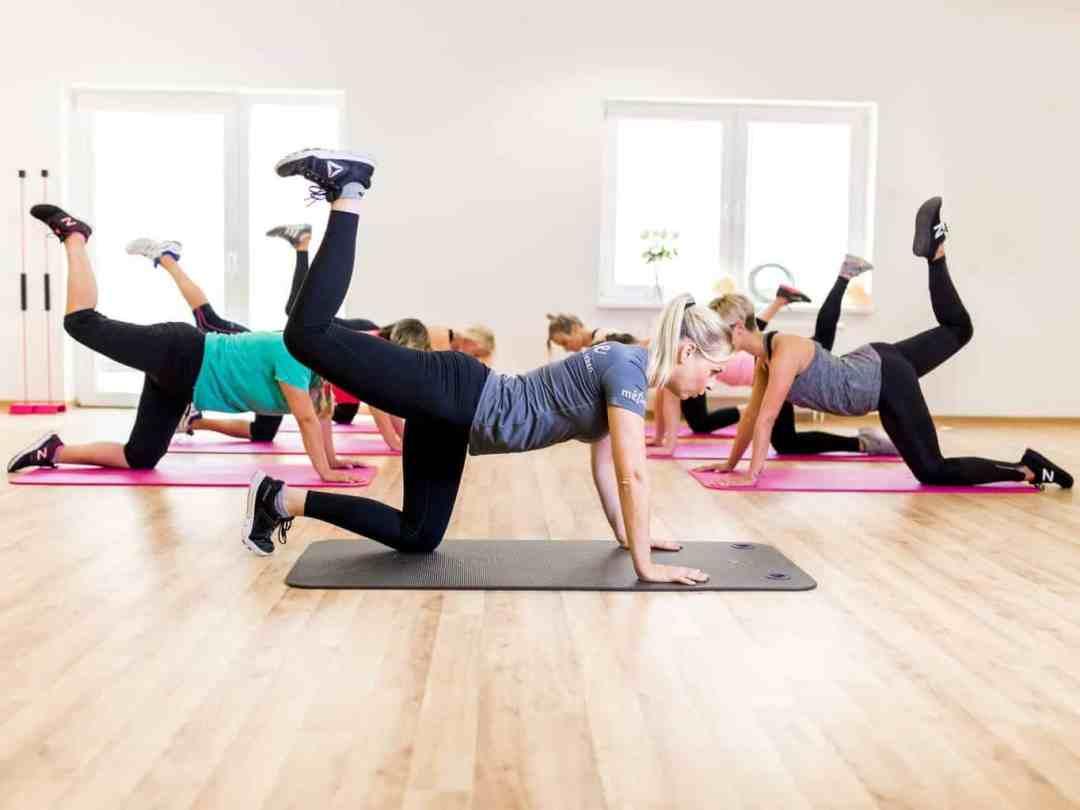 Bauch-Beine-Po-Training bei MeTime-Wismar
