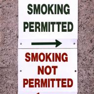smoking breaks