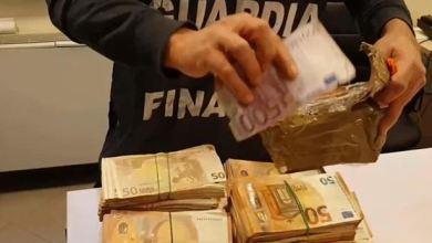 Photo of Imprenditore nascondeva 200mila € in auto: denunciato