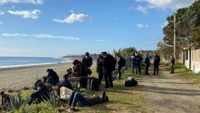 Photo of Sbarco di migranti nella Locride: a Bovalino scatta la macchina solidale