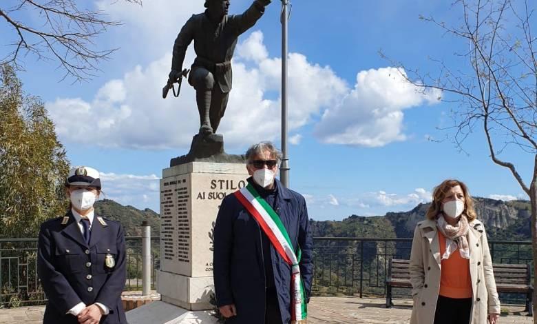 Photo of Stilo: i Commissari celebrano la Giornata dell'Unità Nazionale