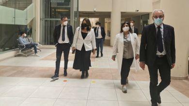 Photo of Dalila Nesci a Catanzaro: «Rimanendo prudenti usciremo dalla pandemia»