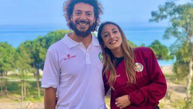 """Photo of Un mare d'amore: Tabatha ed Enrico """"immersi"""" nel progetto """"Amami"""""""