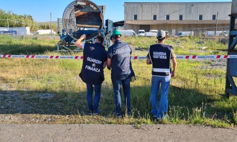 Photo of Illeciti ambientali: denunciate 2 persone e sequestrata un'area di 2.000 m²