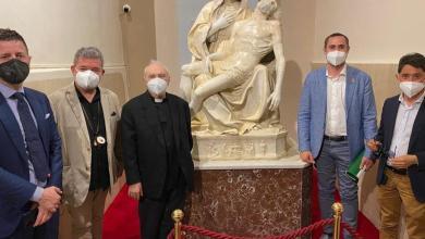 Photo of Anniversario della Pietà di Gagini, Nino Spirlì: «Immensa bellezza»