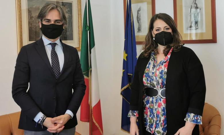 Photo of Dalila Nesci a Reggio Calabria: «Waterfront occasione per proiettarsi nel futuro»