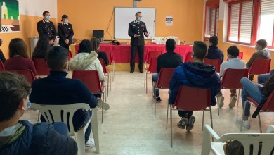 Photo of I Carabinieri di Bianco incontrano gli studenti
