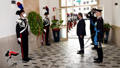 Photo of L'Arma dei Carabinieri compie 207 anni