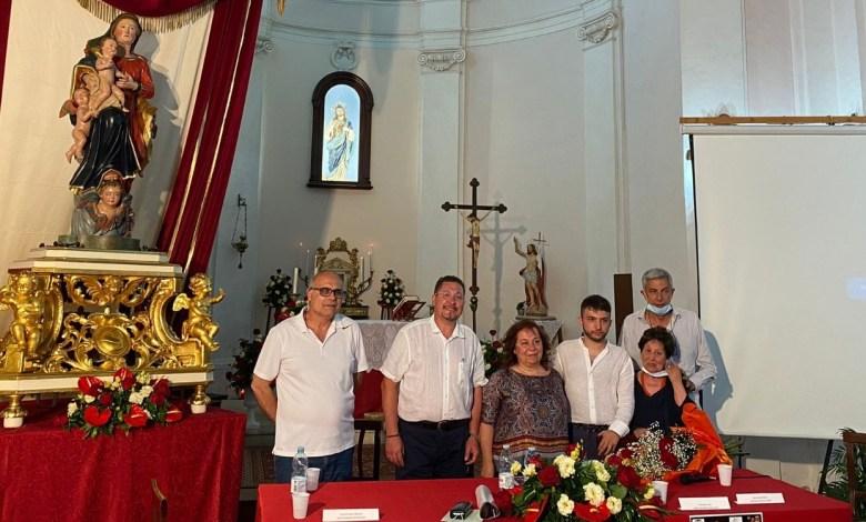 Photo of A Caraffa del Bianco torna a risplendere la statua di S. Maria degli Angeli