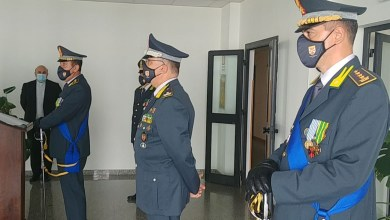 Photo of Roberto Prosperi lascia il Comando Provinciale GdF di Vibo Valentia