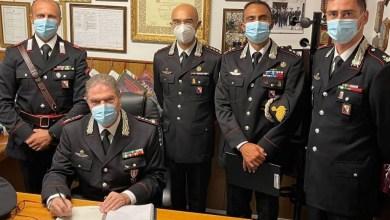 Photo of Il comandante interregionale visita i Carabinieri di Palmi