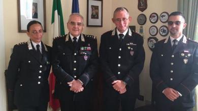 Photo of Carabinieri: il Generale Antonio Pietro Marzo visita unità Forestali calabresi