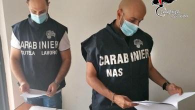 Photo of Violazione delle norme di sicurezza e lavoratori in nero: sanzionata azienda di import-export