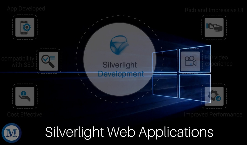 How To Develop Web Applications Using Silverlight?