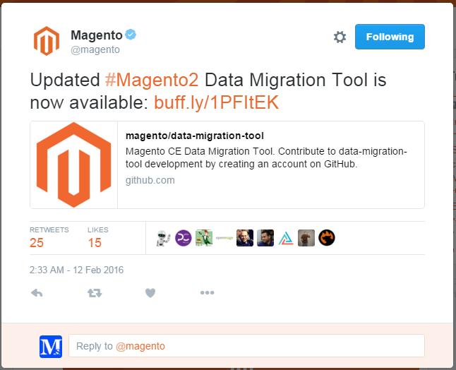 Magento 2.0 Version