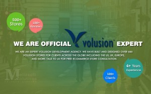 We are Official VOLUSION EXPERT Since 2008