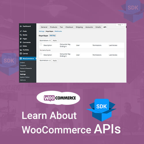 Learn About WooCommerce