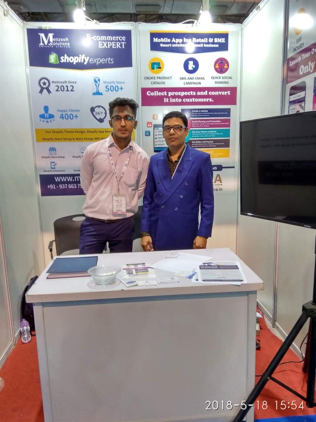 India e-commerce Expo 2018