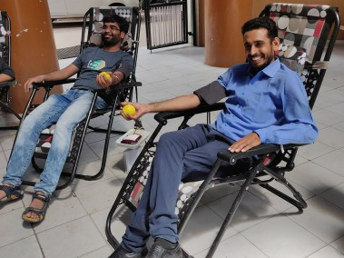 Blood Donor - Chetan Sheladiya