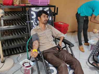 Blood Donor - Chirag