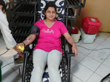 Blood Donor - Shalini