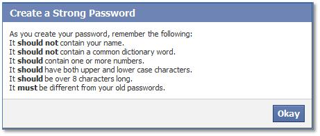 Create Secure Password