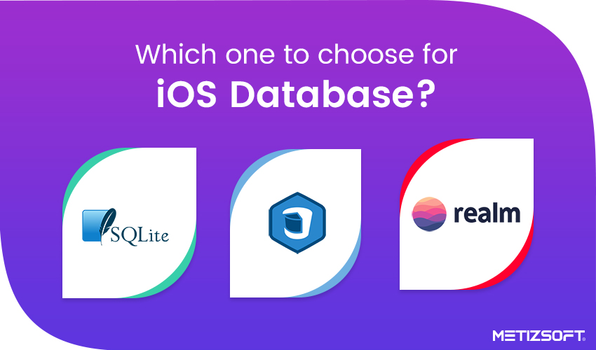 SQLite, Core Data and Realm- Which one to choose for iOS Database?