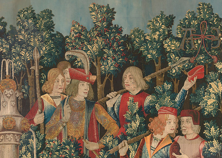 Christmastide at The Met Cloisters