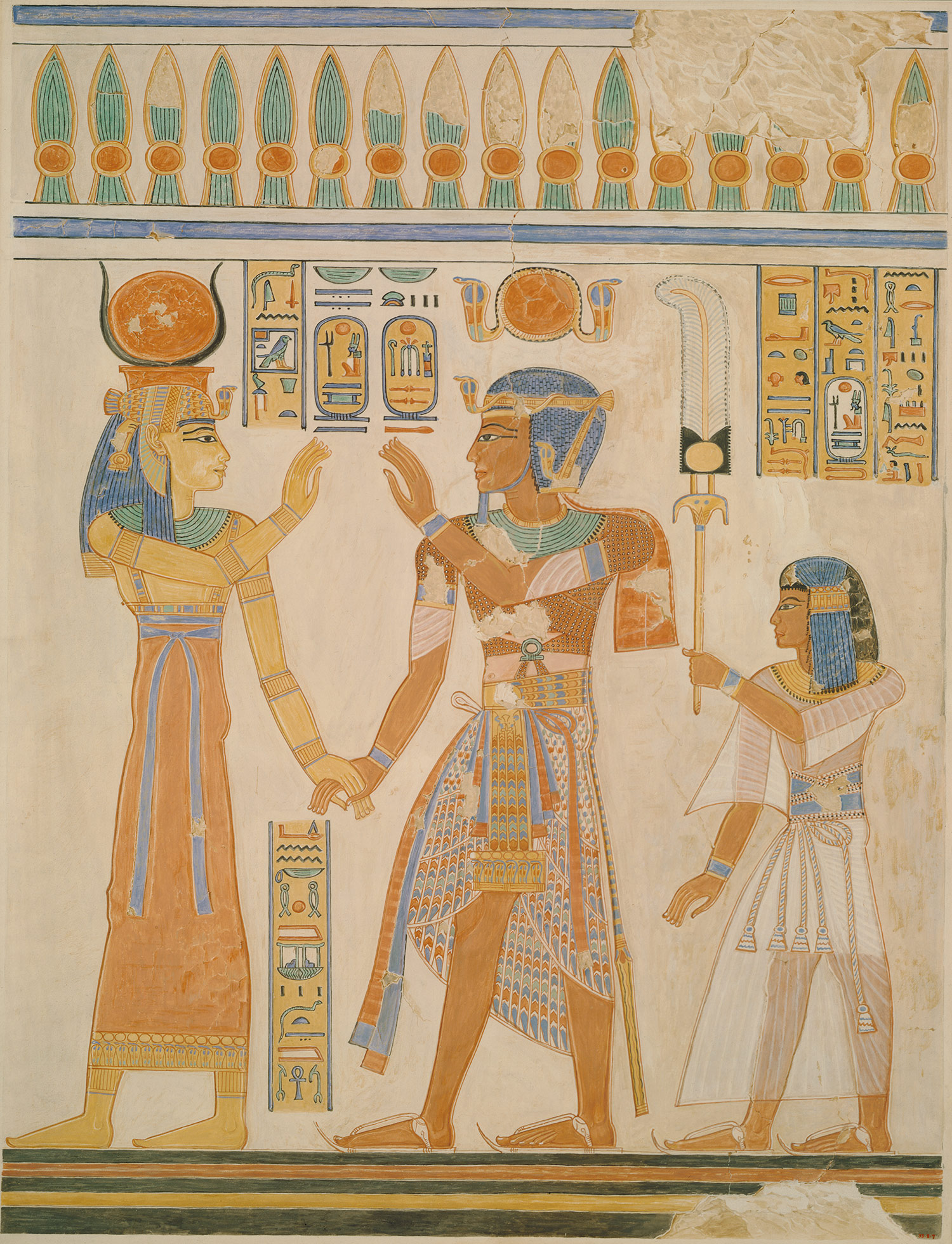 Tmp Help With New Kingdom Egyptian Shield Color Topic