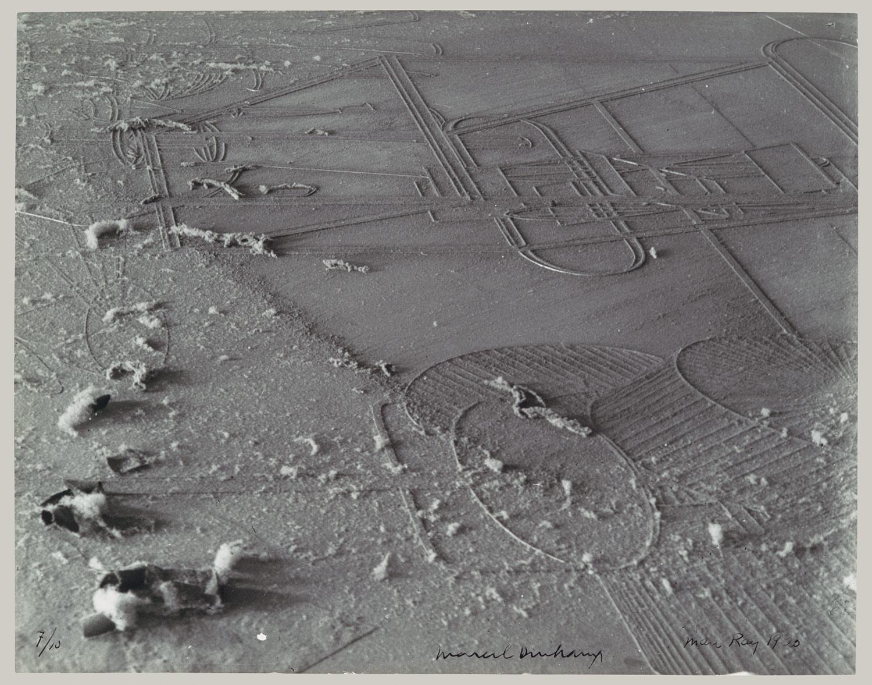 Man Ray: Élevage de poussière, 1920