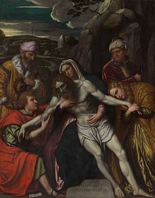 The Crucifixion And Passion Of Christ In Italian Painting