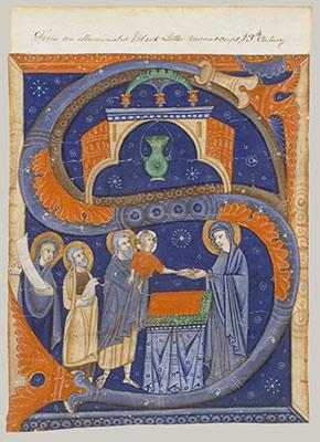 Painting In Italian Choir Books 13001500 Essay