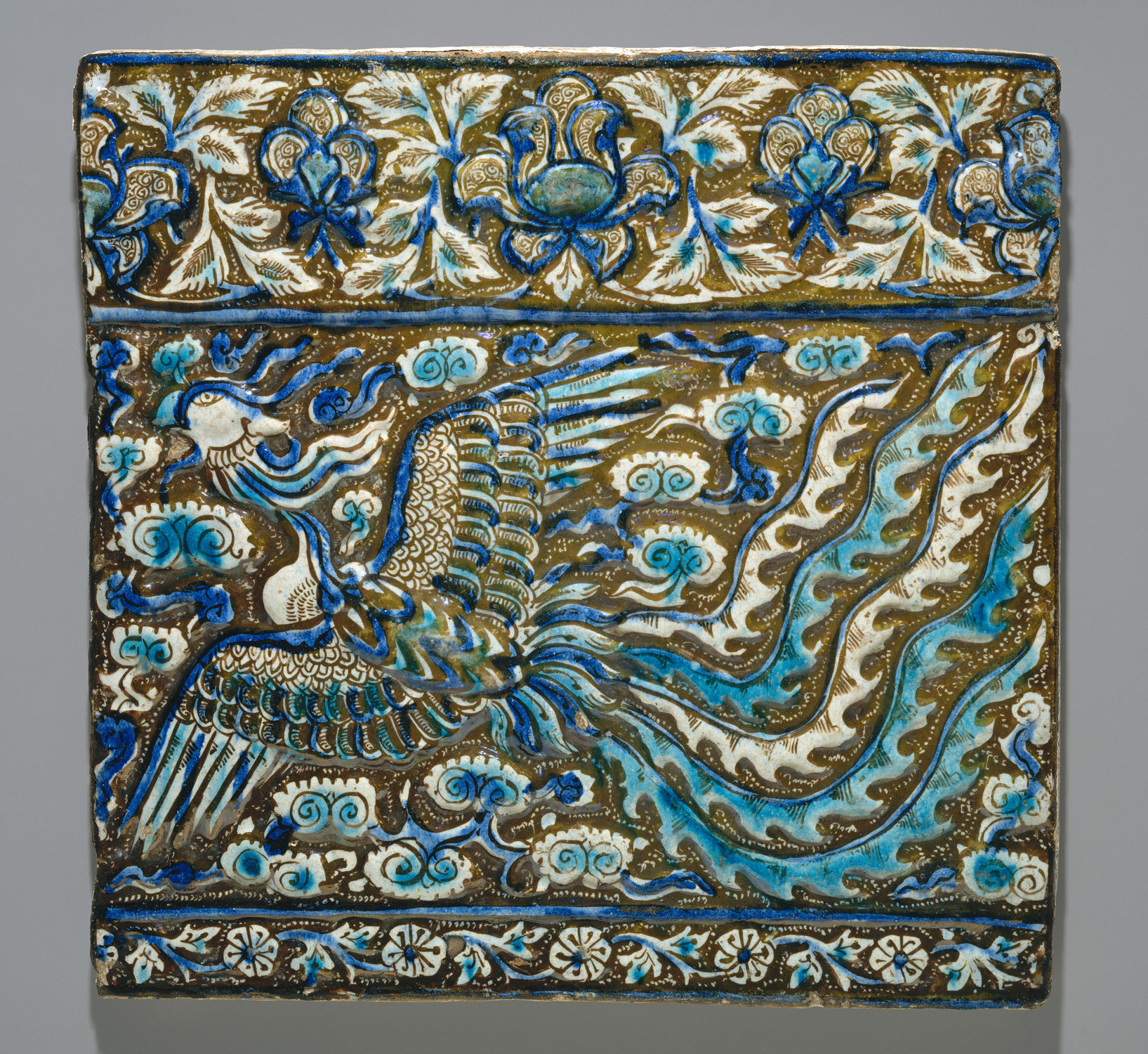Vegetal Patterns In Islamic Art