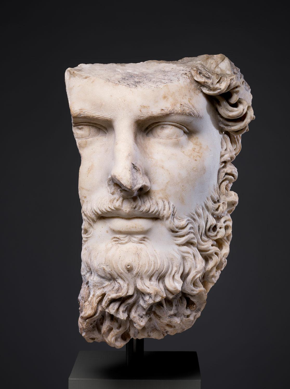 Roman Portrait Sculpture The Stylistic Cycle