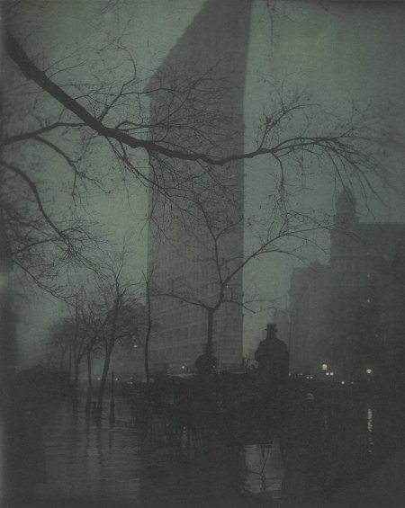 The Flatiron Building Edward Steichen