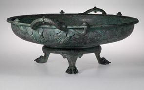 Ancient Greek Bronze Vessels