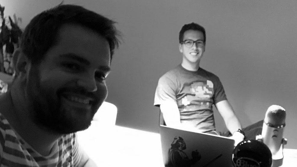 S01E09 - E3 gamebeurs met Jurian en Randal