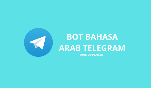 bot bahasa arab telegram