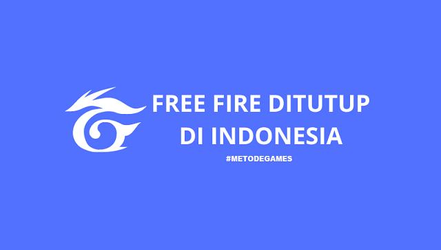 Free Fire Ditutup Di Indonesia