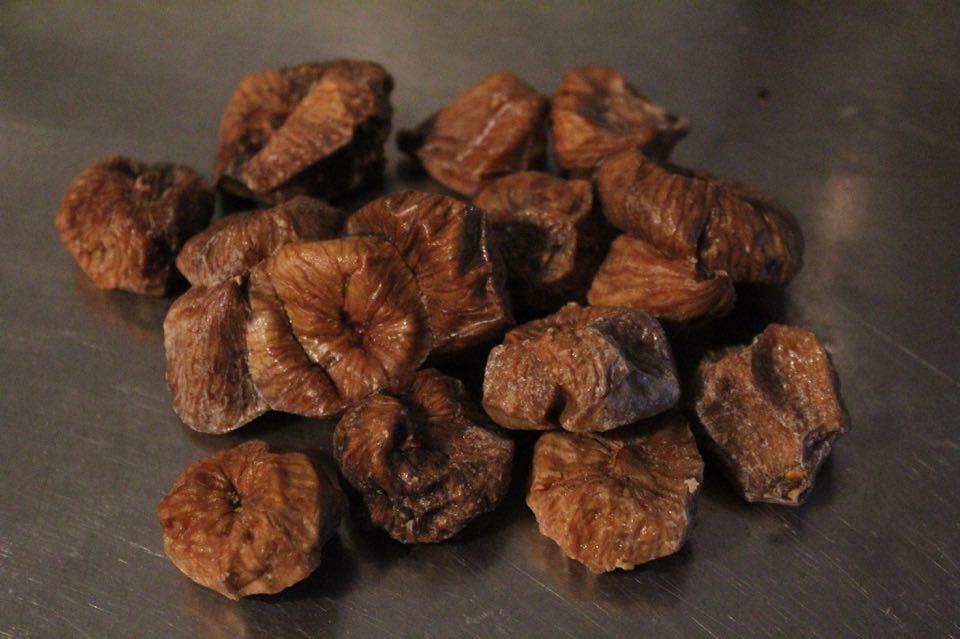 αποξηραμένα σύκα dired figs