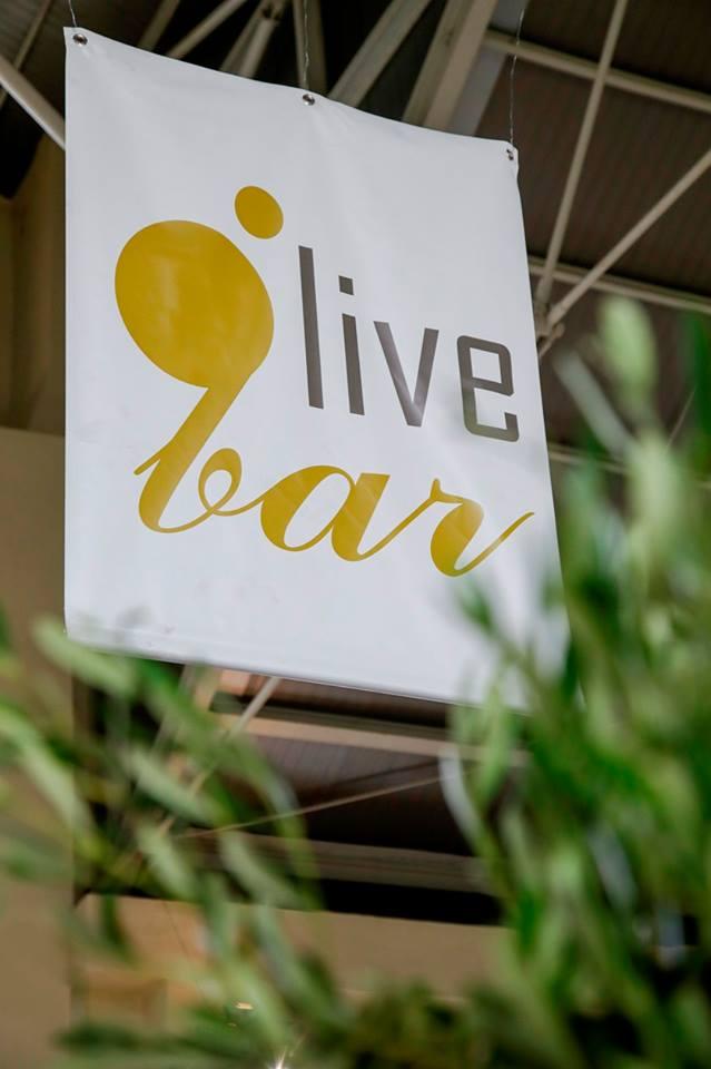 3rd Gourmet Exhibition live bar
