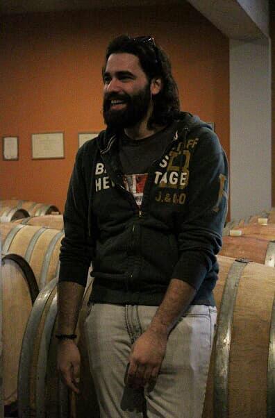 ελληνικό κρασί - νέα γενιά - Βασίλης