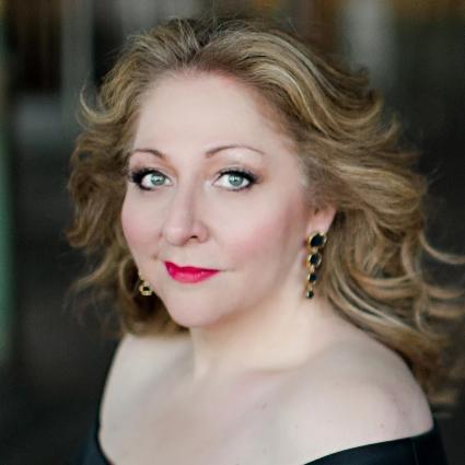 Headshot of Christine Goerke