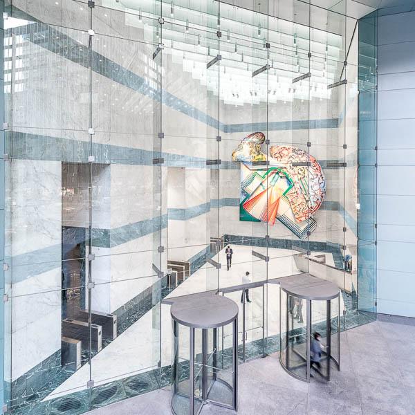 599 Lexington lobby