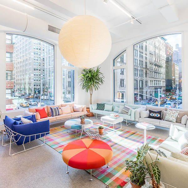 Herman Miller – NYC flagship