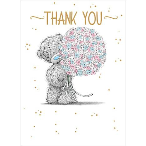 Thank You Me To You Bear Card A01SS501 Me To You Bears